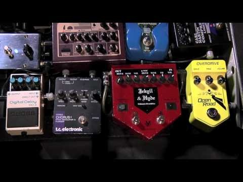 Basic Types of Guitar Effects | Learn & Master Guitar Monthly, October 2011