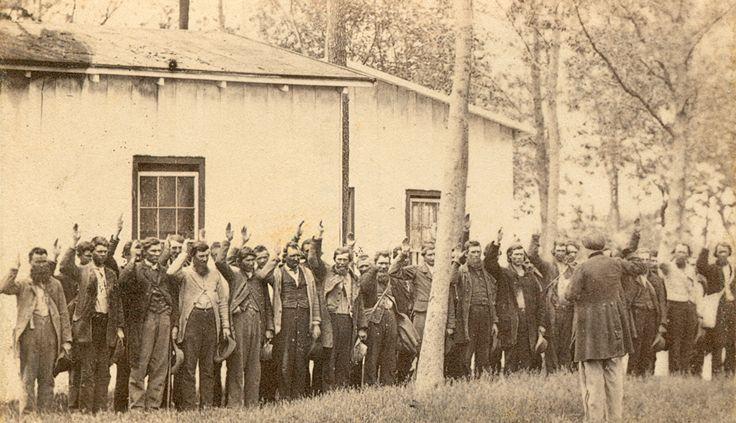 Pictures Of Rock Island Il Confederate Prison