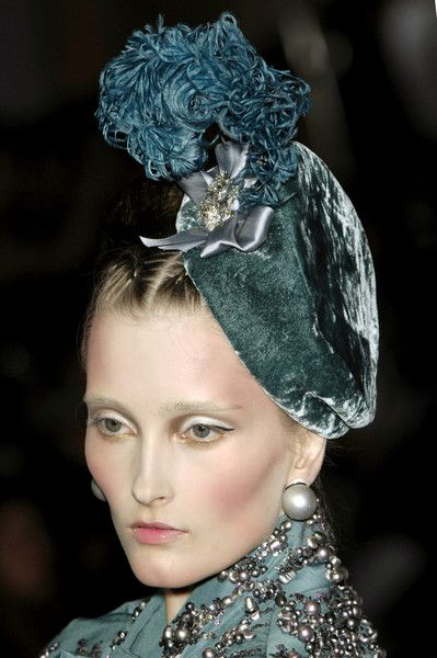 Christian Dior Couture Details Fall 2007 - Indulge in a Decade of Dior Couture Runway Details - Photos