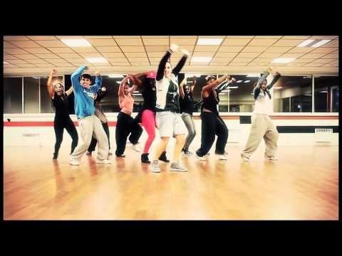 The choreo is amazing. By Audrey Bosc Ragga Jam Family Dancehall