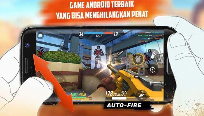 Game Android Terbaik Yang Bisa Menghilangkan Penat