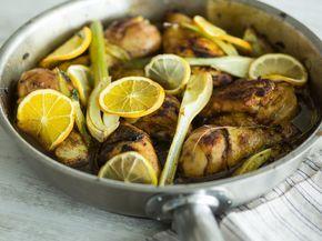 Zitronen-Hähnchen mit Fenchel_mag
