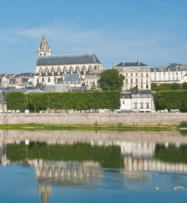 In het hart van de Loire-vallei ligt de stad Blois. Echt een bezoek waard! http://www.canvasholidays.nl/campings/campings-in-frankrijk/loire