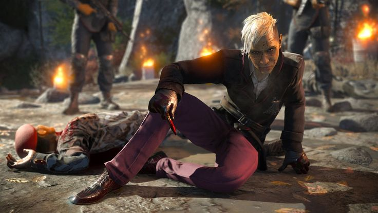 Far Cry 4 Trailer Video