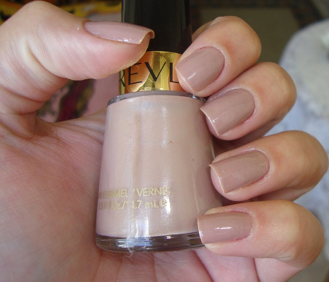 Nude Nail Polish Please-I Bought This Color It Matches