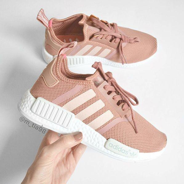adidas Originals NMD rosé red // Photo: m_tia98 (Instagram)   – Schuhe