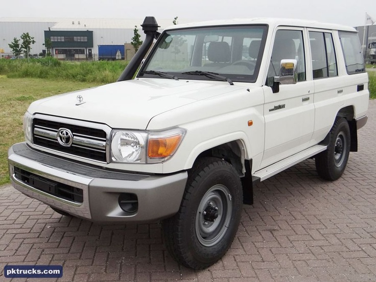 7 units toyota land cruiser hzj76l lx 4x4 suv new price. Black Bedroom Furniture Sets. Home Design Ideas