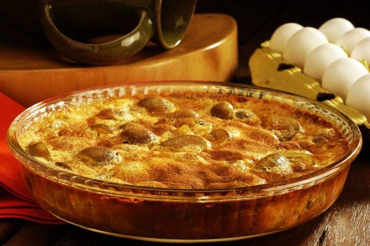 Torta de figo com maçã: o resultado dessa mistura é uma sobremesa deliciosa