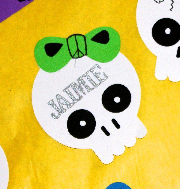 17 best ideas about Cubby Tags on Pinterest  Ra door decs  ~ 190942_Halloween Door Decs Ra