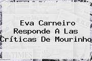 http://tecnoautos.com/wp-content/uploads/imagenes/tendencias/thumbs/eva-carneiro-responde-a-las-criticas-de-mourinho.jpg Eva Carneiro. Eva Carneiro responde a las críticas de Mourinho, Enlaces, Imágenes, Videos y Tweets - http://tecnoautos.com/actualidad/eva-carneiro-eva-carneiro-responde-a-las-criticas-de-mourinho/