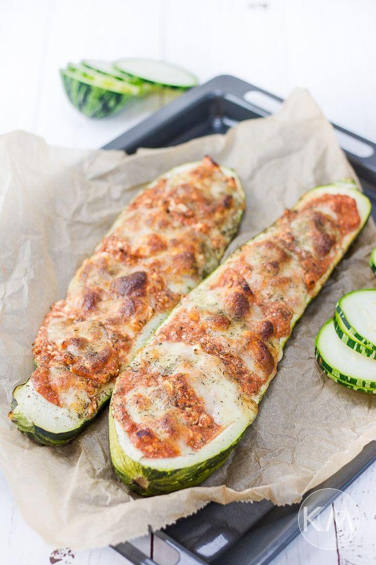 Zuviele Zucchini im Garten? Dann hab ich was für Euch: Überbackene Zucchini. Sind einfach zu machen und schmecken ganz hervorragend!