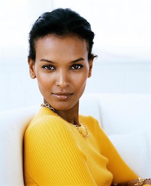 Liya Kebede (http://brownskinbombshell.blogspot.com/2012/11/liya-kebede.html)
