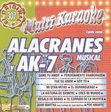 Karaoke: Alacranes Musical y Aka-7...Exitos [CD]