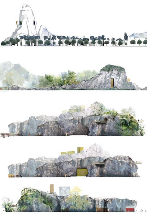 for Landscape architect drawing