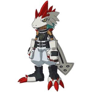 Ignitemon - Digimon Fusion