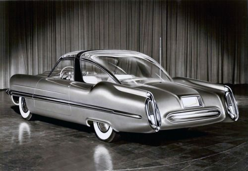 All Types Of Cars Lincoln Xl 500 Concept Car 1953 Hot Rodz