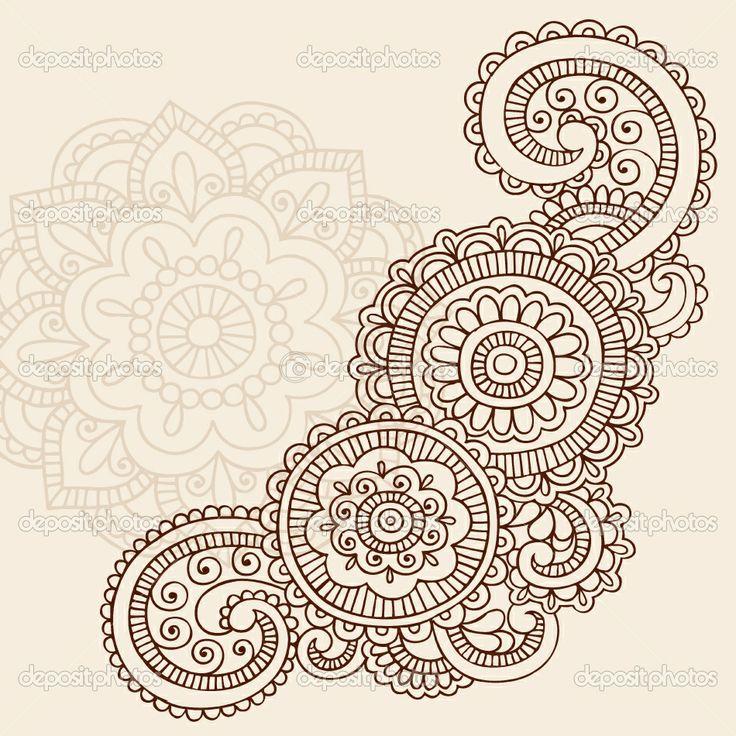 Mehndi Patterns On Paper : Best henna on paper images pinterest tattoo ideas