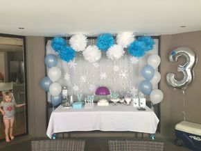 Image result for plastic tablecloth backdrop