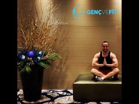 Evde Yoga Çalışması Türkçe - YouTube