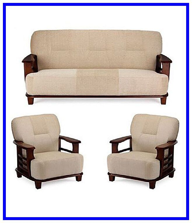 45 Reference Of Sofa Set Made Of Teak Wood In 2020 Wooden Sofa Set Sofa Set Online Wooden Sofa