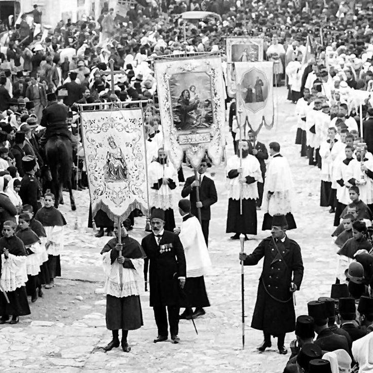 Osmanlı & Beytüllahim'de İsa Peygamberin doğum günü kutlaması..