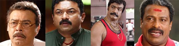 Villainy to Comedy: Baddies in Malayalam films out to make you laugh!