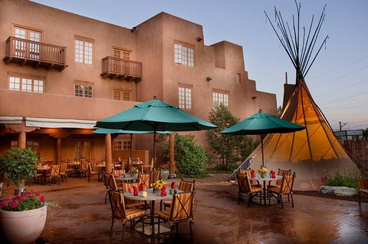 Santa Fe, New Mexico - Best of the Road   Hotel Santa Fe, stayed 3 times, love it!