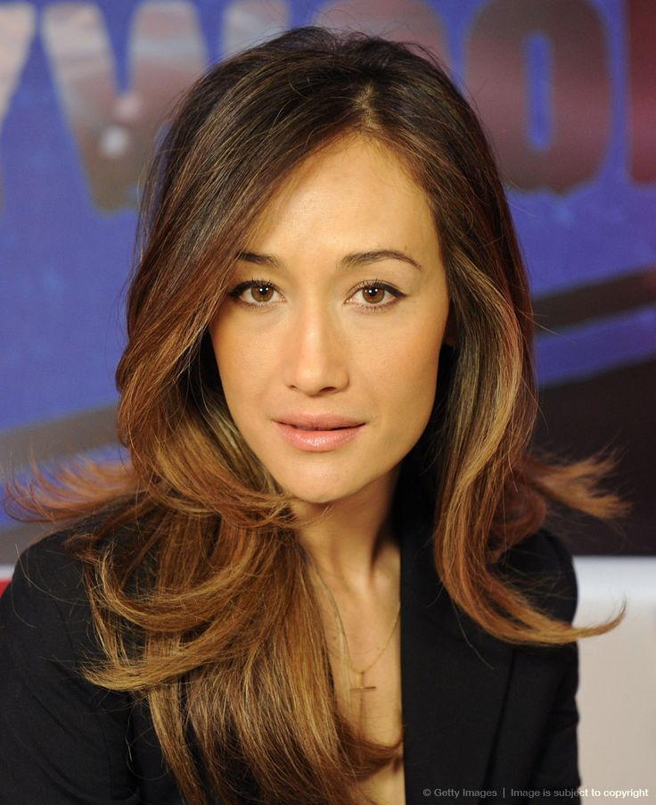 Margaret Denise Quigley (Maggie Q).otherwise known for her TV series Nikita.
