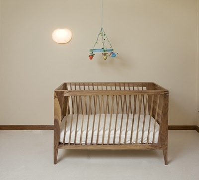 A Simple But Yet Modern Crib By Taidgh Ou0027Neil Design. Contemporary CribsModern  CribUnique Baby ...