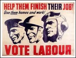 Vote Labour - Help them finish their job!