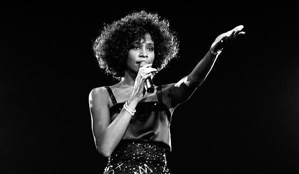 Great voice, tragic story, RIP Whitney