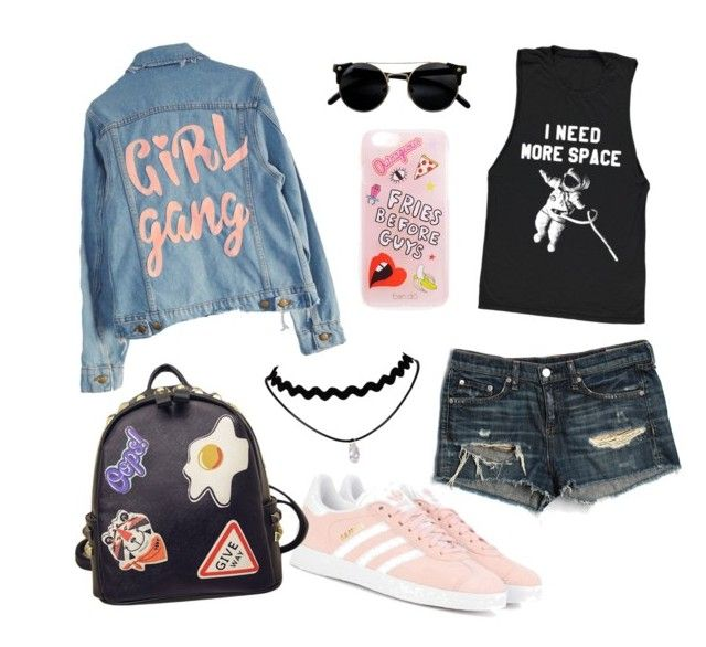 """""""GRL PWR"""" by jenifferalves on Polyvore featuring art"""