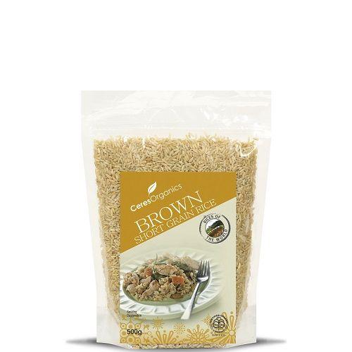 Organic Brown Short Grain Rice - Ceres - Organic Food Distributors - Ceres Organics
