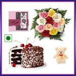 Birthday gifts for girlfriend, sister, mother and also grandmother. Variety of Birthday gifts for women like birthday cakes, teddy bear and flowers for birthday at cheap rates.