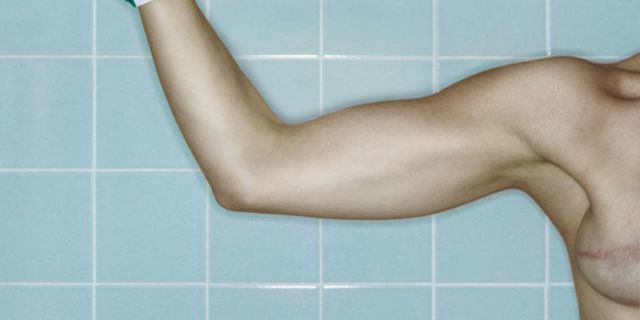 15 raw photos of a woman's breast cancer treatment -Cosmopolitan.co.uk