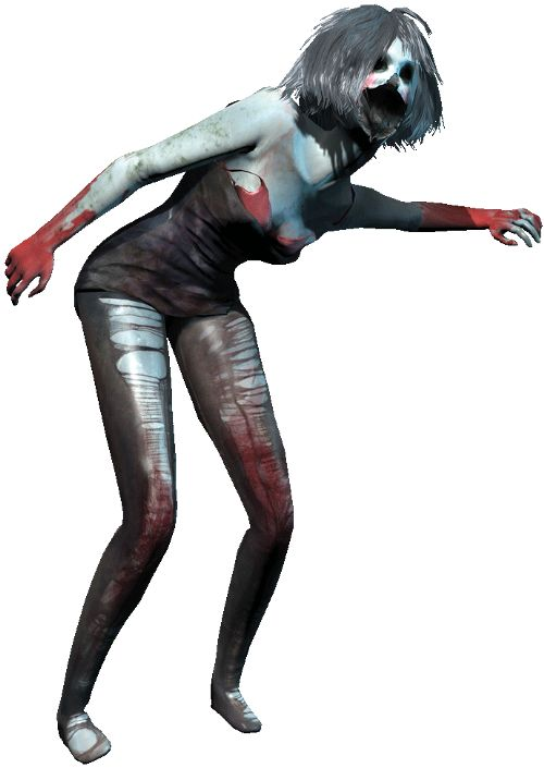 Silent hill Downpour: Doll