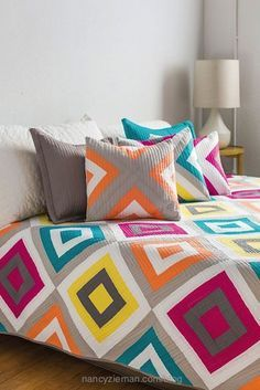 Cabin Fever Quilts, Amazingly Easy Quilt Designs
