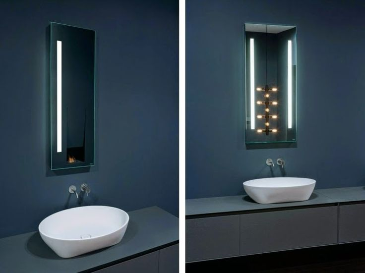 Bathroom Mirrors With Lights Eye Catcher Decorative Element