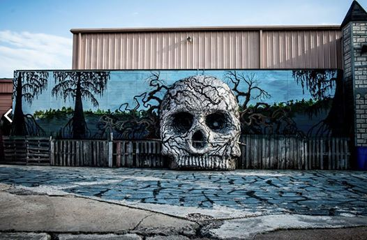 Screamworld haunted houses in Houston, TX