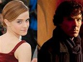 OBRAZEM: Nejvíce sexy herečkou je Watsonová, hercem Cumberbatch 2. října 2013  16:17 Britský filmový magazín Empire vyhlásil výsledky ankety o nejpřitažlivější herce na světě. Nejvíce hlasů od fanoušků získala mezi ženami představitelka Hermiony z Harryho Pottera Emma Watsonová a mezi muži zabodoval seriálový Sherlock Holmes Benedict Cumberbatch. Zdroj: http://revue.idnes.cz/watsonova-a-cumberbatch-jsou-nejvice-sexy-fiq-/lidicky.aspx?c=A131002_145206_lidicky_zar