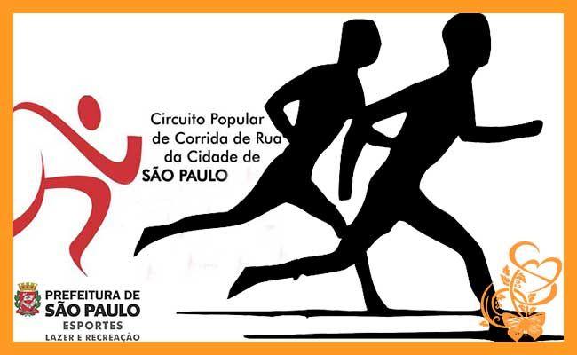Circuito Popular de Corridas de Rua e Caminhada da Família da Cidade de São Paulo - 2016