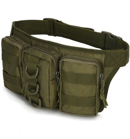 Army - ★ Military ★ Outdoor Waist Pouch