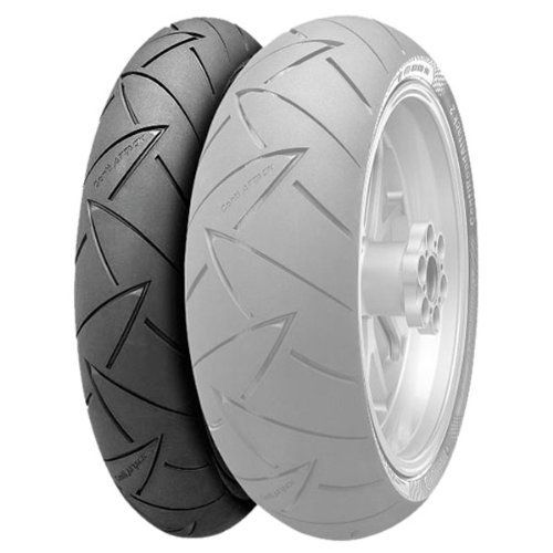 Continental ContiRoadAttack 2 Sport/Touring Motorcycle Tire Front 120/70-17 TDS