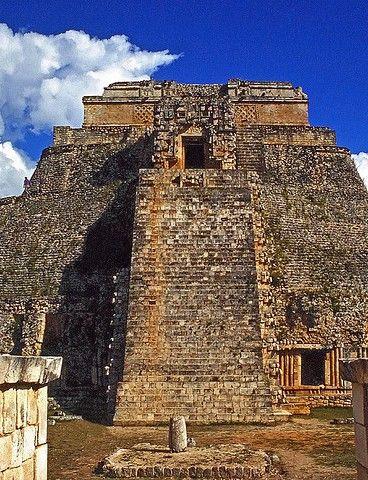 Pre-Hispanic Town of Uxmal, Mexico