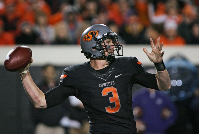 OKState preview against TX Tech