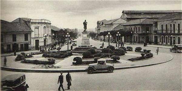 San Victorino en 1933
