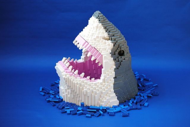 Great White Shark   by AnActionfigure