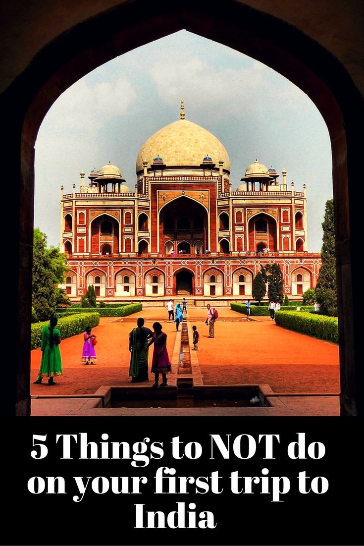 Traveling in India can be quite different to most other countries and visiting India for the first time can be quite a culture shock. Here's 5 common mistakes that many travellers make when visiting India for the first time and how you can avoid them to enjoy your trip more
