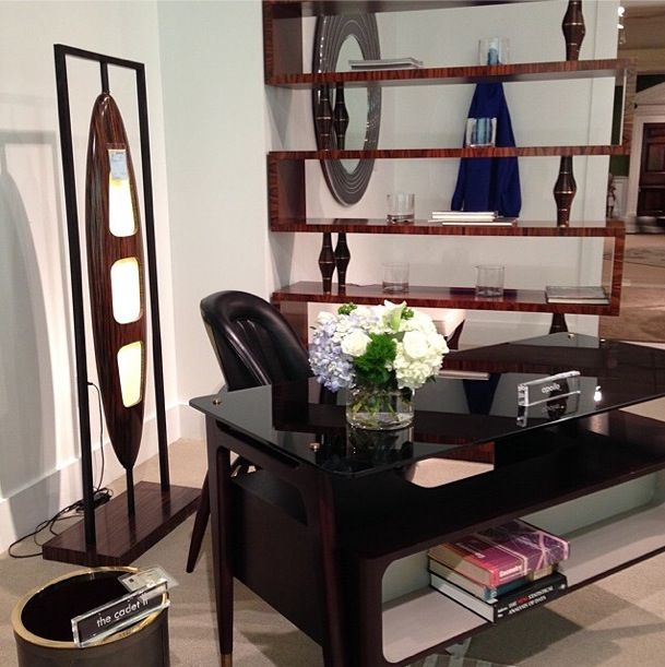 Furniture At Theodore Alexander Via @Maybelline Te #interiordesign # Furniture