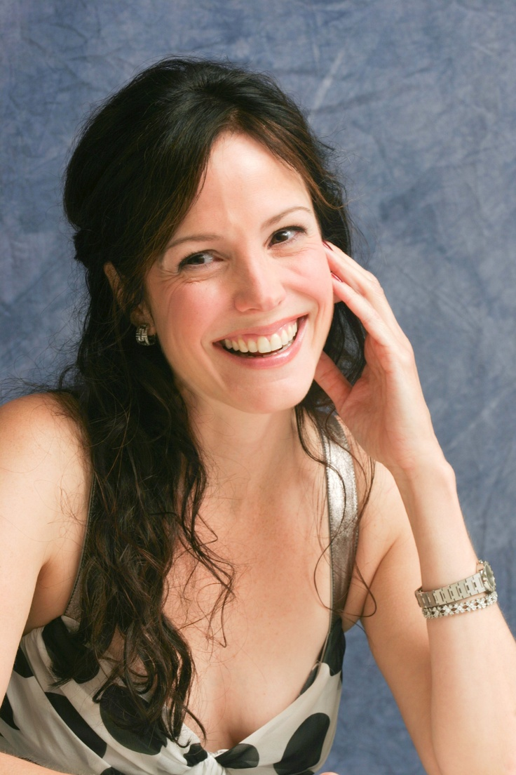Mary-Louise Parker, I've had a couple people say I look like her?! Really, I don't see it, but what a great compliment! :-))